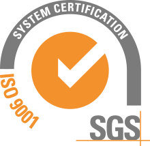 SGS System Certification ISO 9001